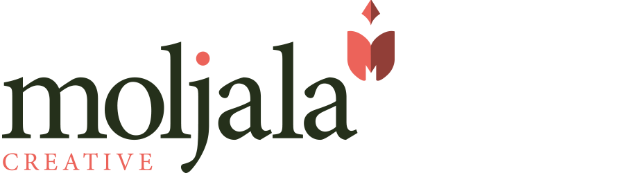 We Are Moljala Graphic Design & Print Logo